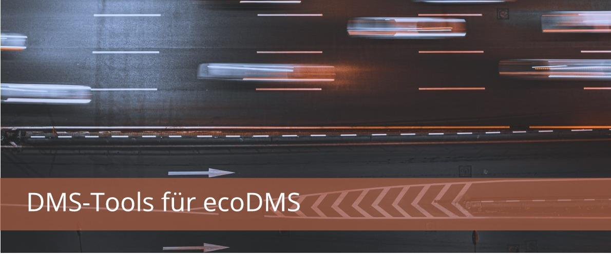 DMS Tools für ecoDMS