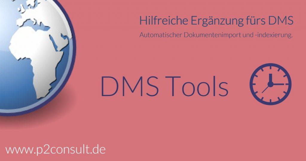 DMS Tools Logo