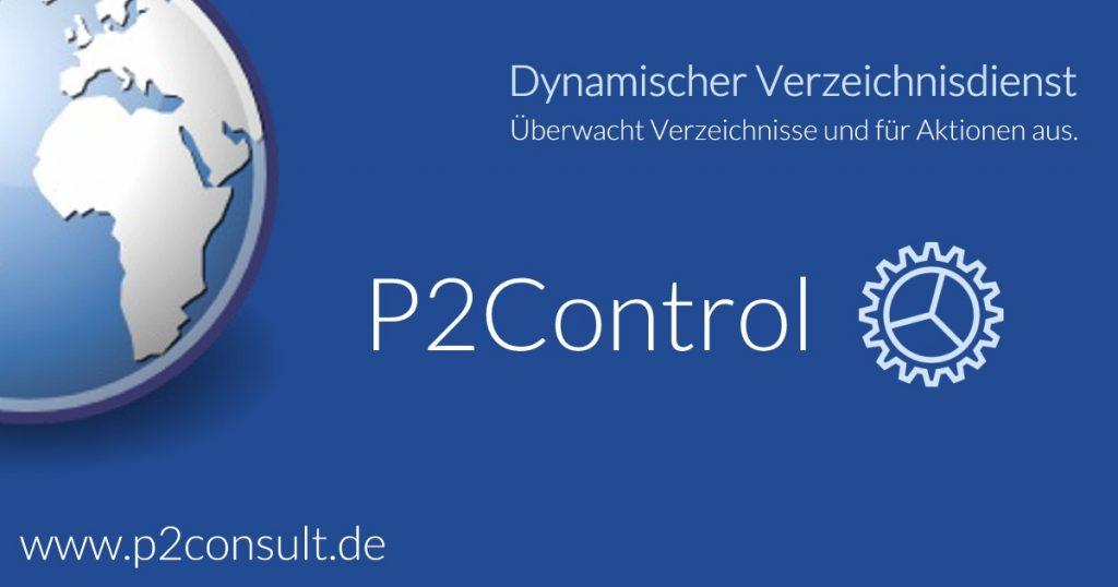 P2Control Logo