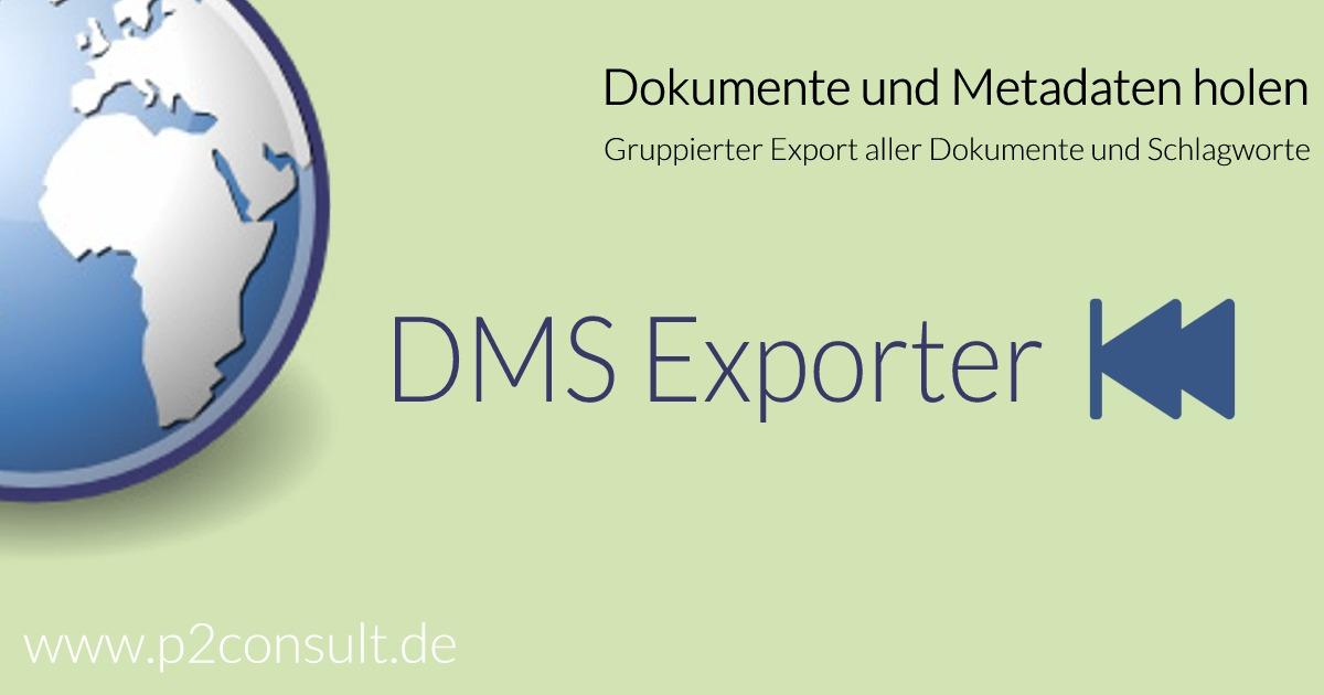 DMS Exporter