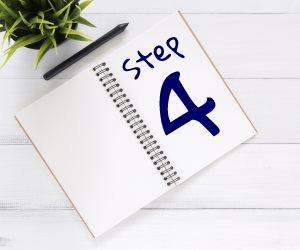 Schritt 4